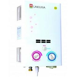 Bình nóng lạnh gas Sakurab