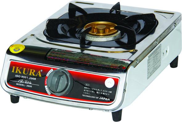 BẾP GA ĐƠN IKURA VCL-2600